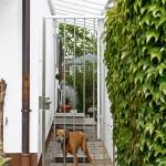 Gartentüre hoch