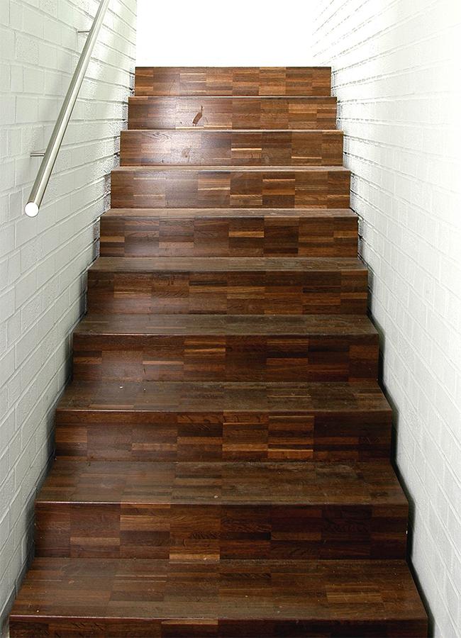 betontreppen mit holz kliegl treppenbau