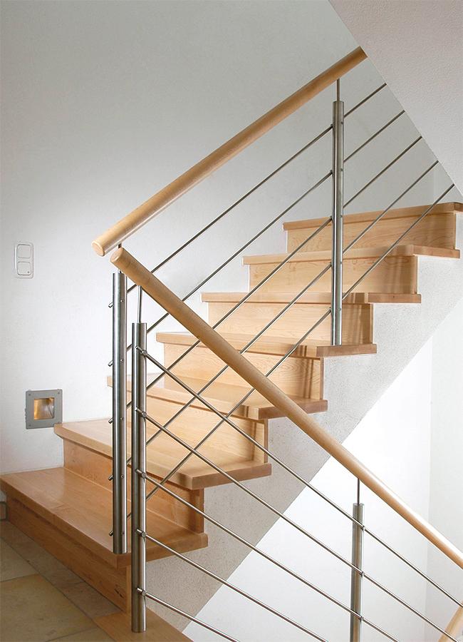 Sehr Betontreppen mit Holz - Kliegl Treppenbau FJ23