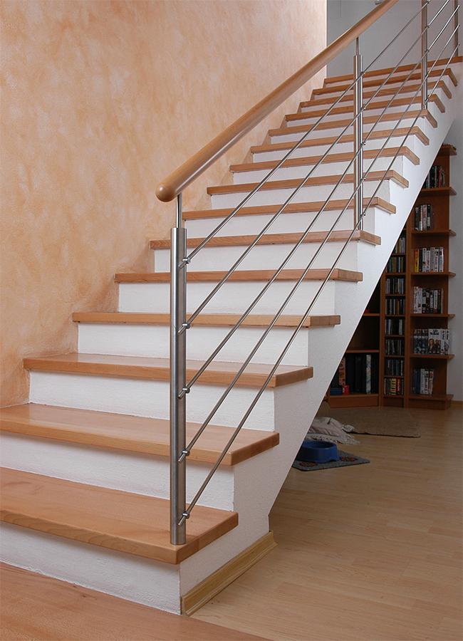 Häufig Betontreppen mit Holz - Kliegl Treppenbau YQ87