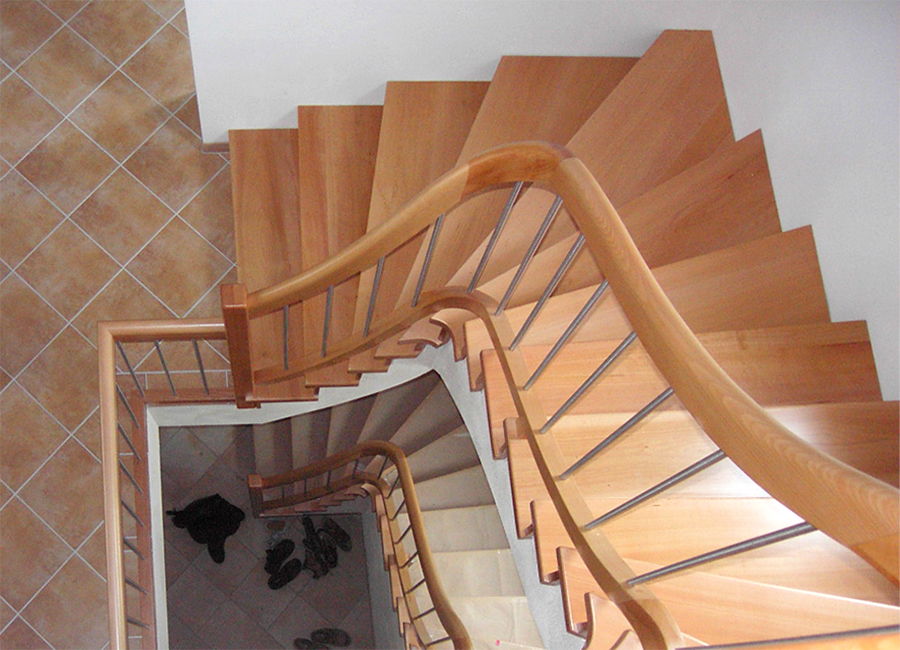 Extrem Betontreppen mit Holz - Kliegl Treppenbau JC79