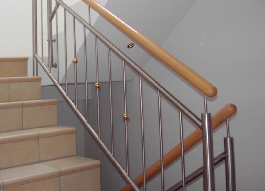 Gut gemocht Treppengeländer für innen & außen FS05