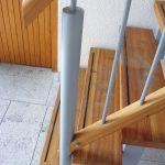 Treppenstufen mit Rutschsicherung