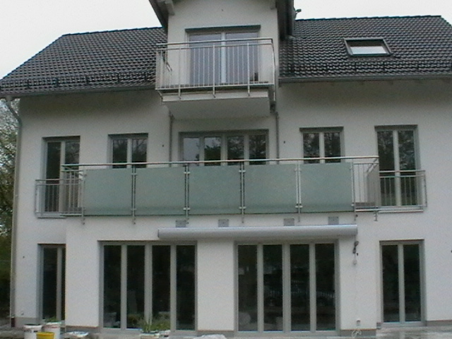 gel nder absturzsicherungen f r balkone kliegl treppenbau. Black Bedroom Furniture Sets. Home Design Ideas