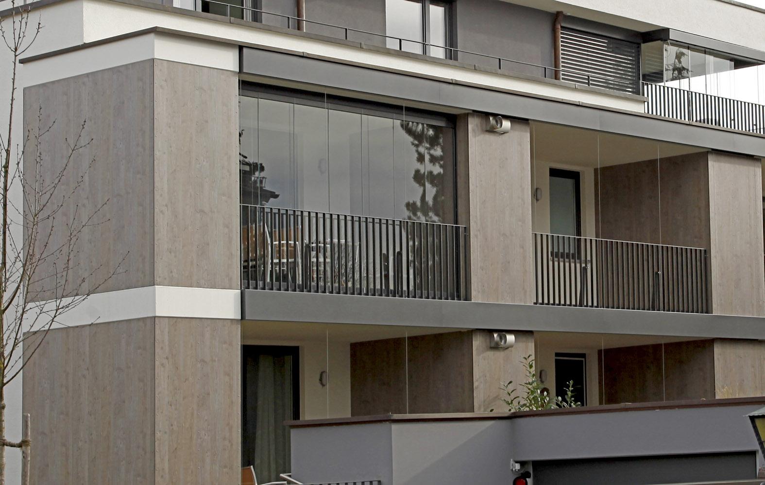 Extrem Geländer & Absturzsicherungen für Balkone - Kliegl Treppenbau VG46